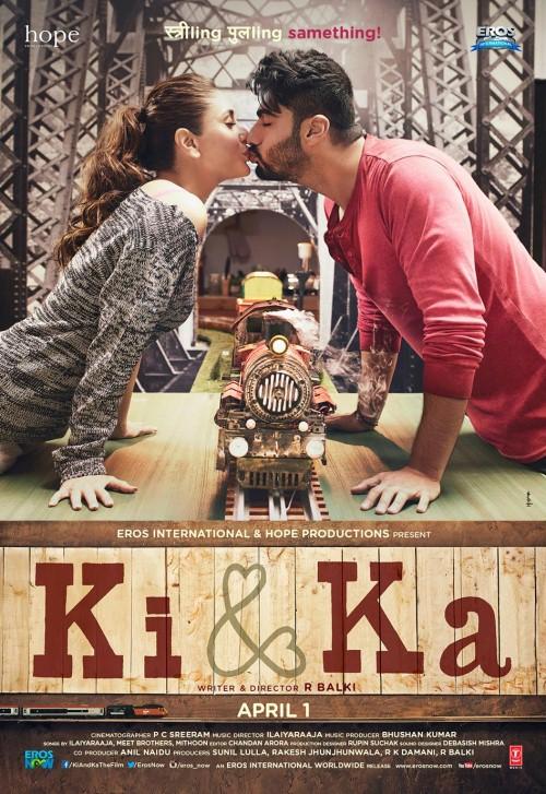 Ki and Ka / Ki & Ka