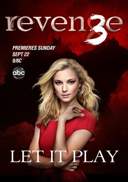 Zemsta / Revenge (sezon 4)