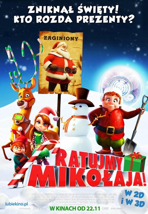 Ratujmy Mikołaja! / Saving Santa