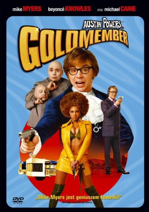 Austin Powers 3 i Złoty Członek