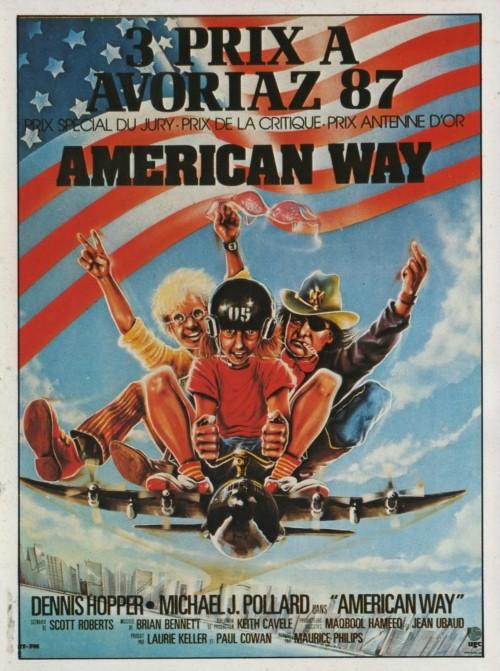 Je¼d¼cy burzy / Riders of the Storm (1987) PL. DVDRip.Xvid.AC3-NN / Lektor PL