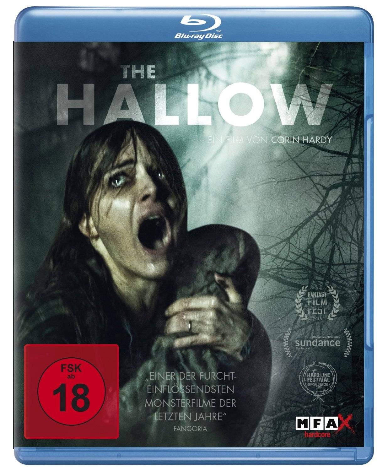 Z lasu / The Hallow / The Woods