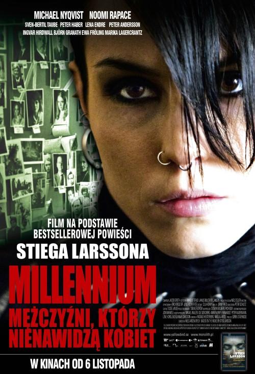 Millennium: Mężczyźni, którzy nienawidzą kobiet / Män som hatar kvinnor