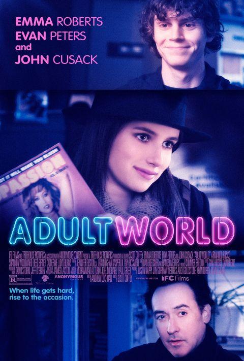 Tylko dla dorosłych / Adult World