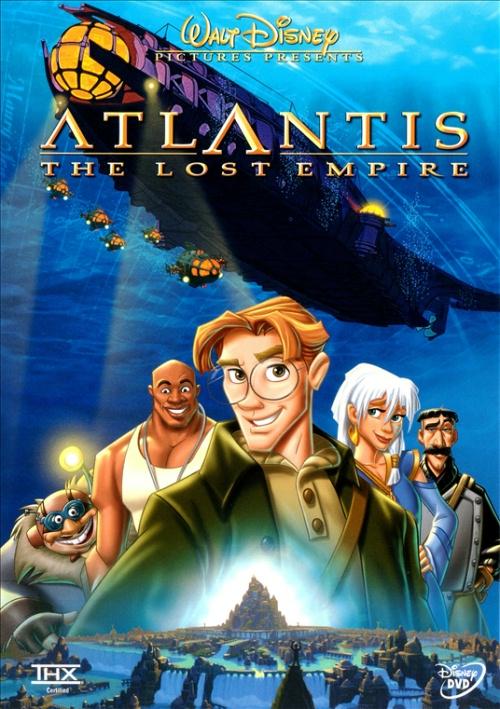 Atlantyda - zaginiony ląd / Atlantis: The Lost Empire