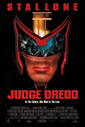 Sędzia Dredd / Judge Dredd