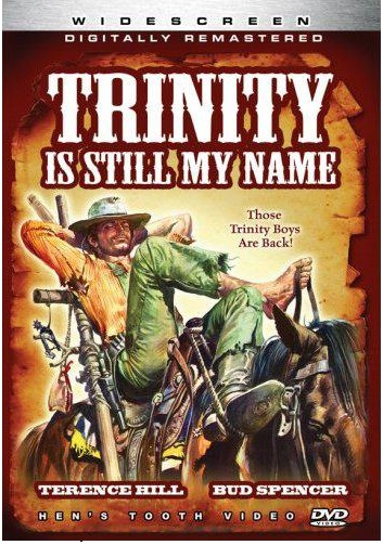 Niepoprawny Trinity / Trinity is still my name