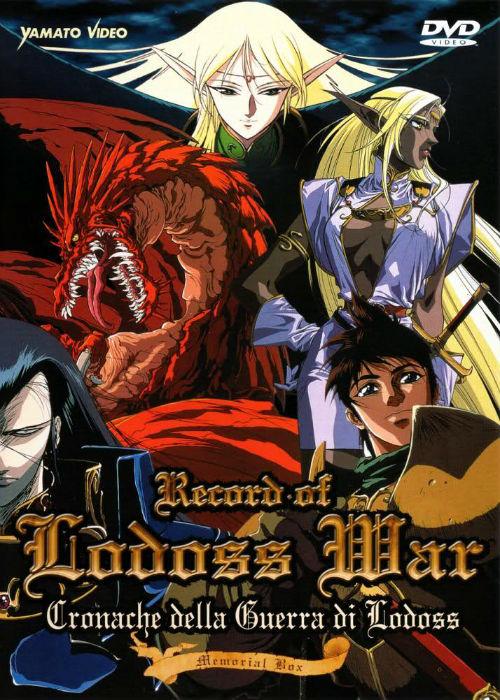 Kronika Wojny Na Lodoss / Record of Lodoss War