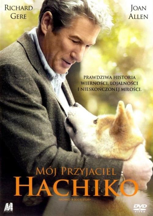 Mój przyjaciel Hachiko / Hachiko A Dog's Story