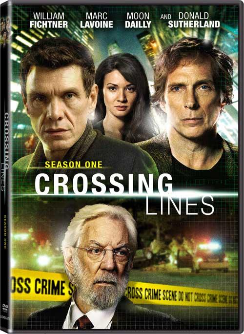 Przekraczając granice / Crossing Lines (Sezon 1)