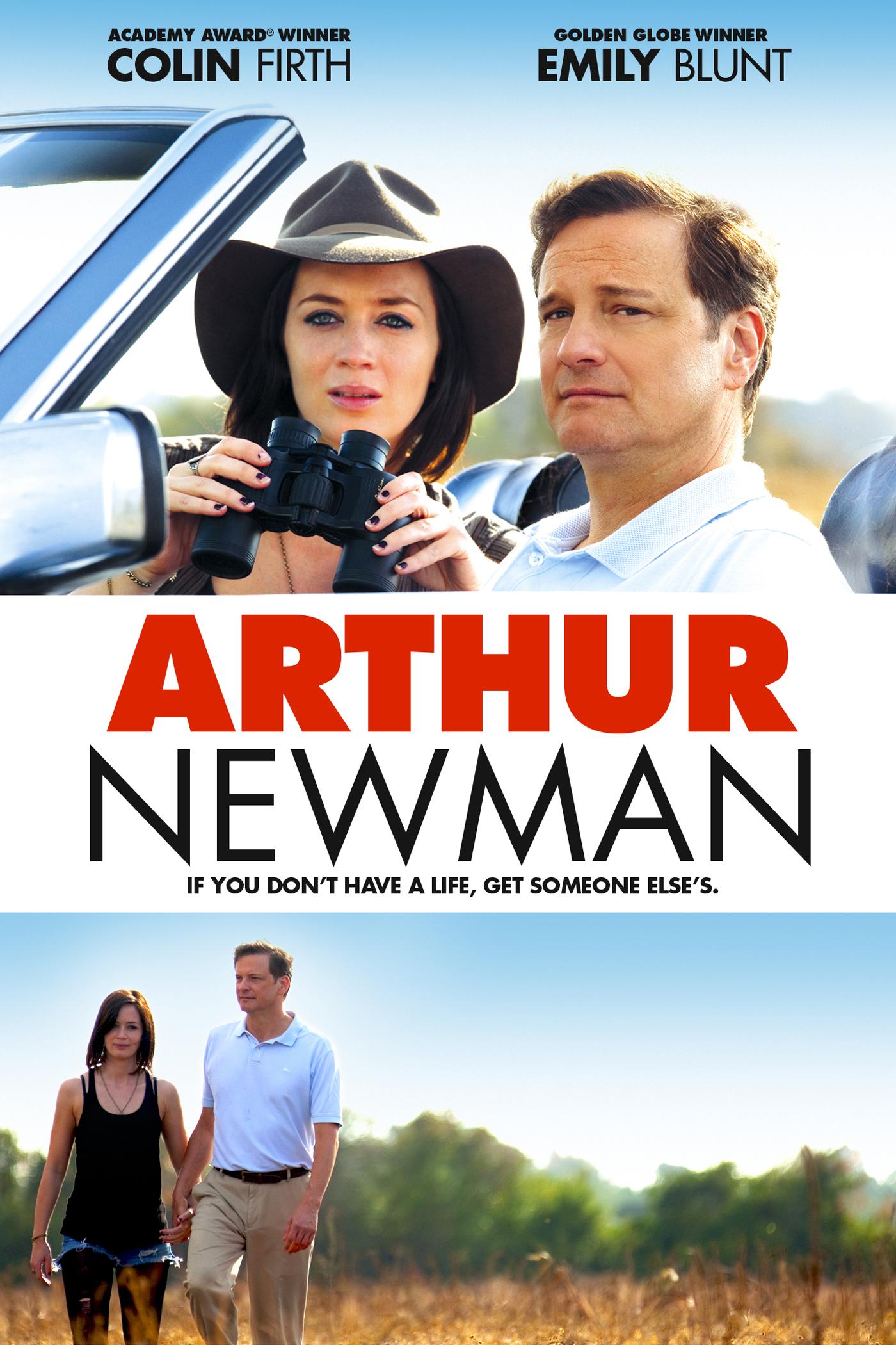 Drugie życie króla / Arthur Newman