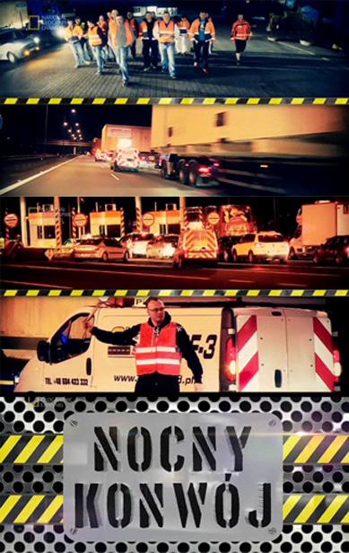Nocny Konwój / Night Truckers