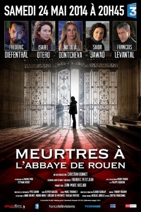 Morderstwa w Rouen / Murders in Rouen / Meurtres a l'abbaye de Rouen