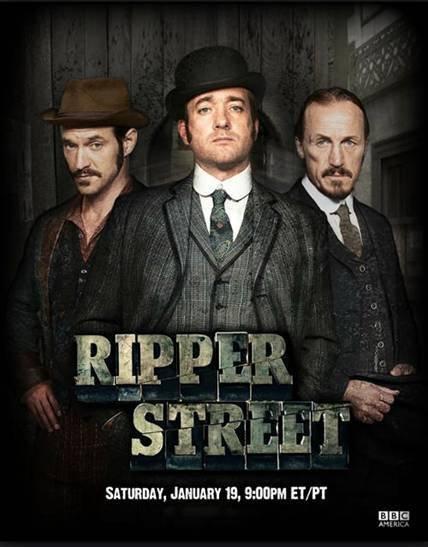 Ripper Street: Tajemnica Kuby Rozpruwacza / Ripper Street (Sezon 3)