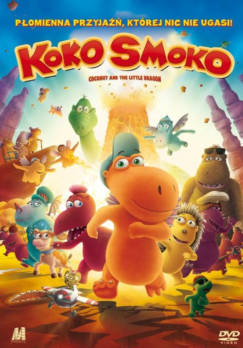 Koko Smoko / Der Kleine Drache Kokosnuss