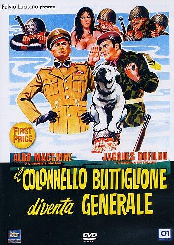 Pan Pułkownik ma Bzika / IL Colonnello Buttiglione Diventa Generale