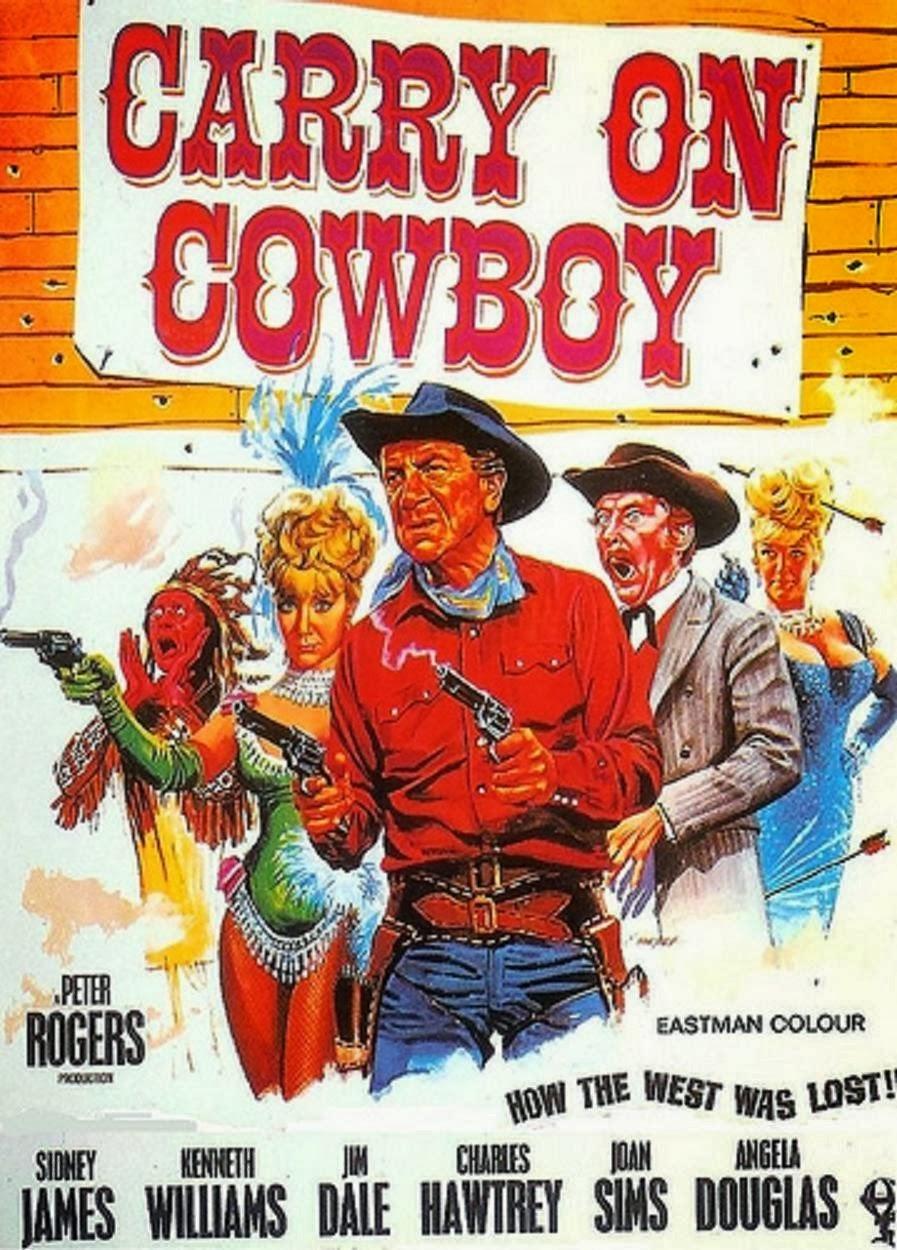 Kowboju do dzieła / Carry On Cowboy