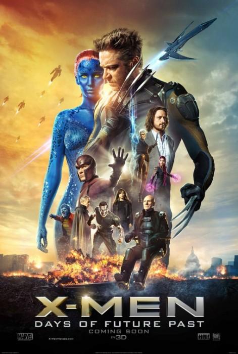 X-Men: Przeszłość, która nadejdzie / X-Men: Days of Future Past