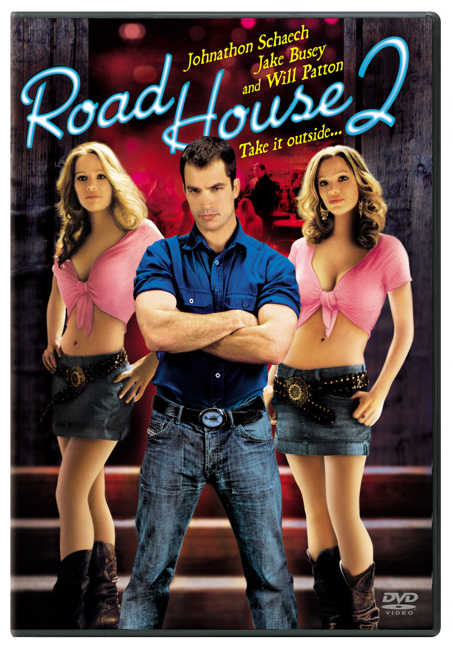 Wykidajło 2 / Road House 2: Last Call