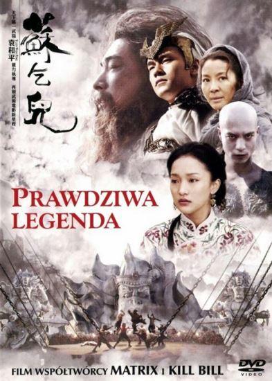 Prawdziwa legenda / Su Qi-Er / True Legend