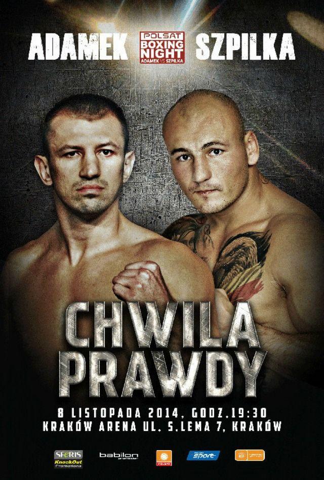 Polsat Boxing Night 3 Cała Gala (2014)