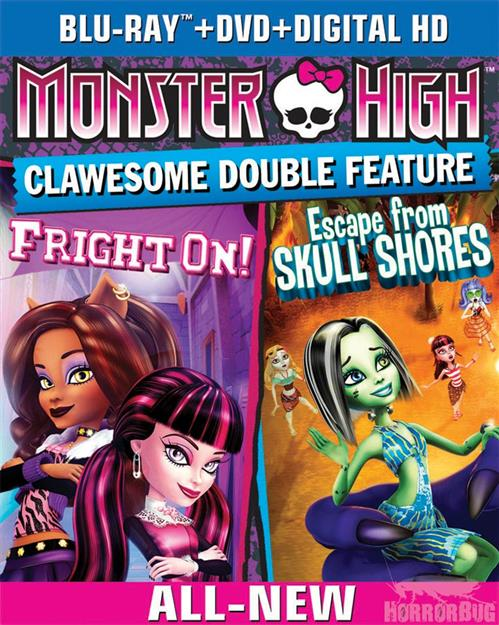 Monster High: Clawesome Double Feature