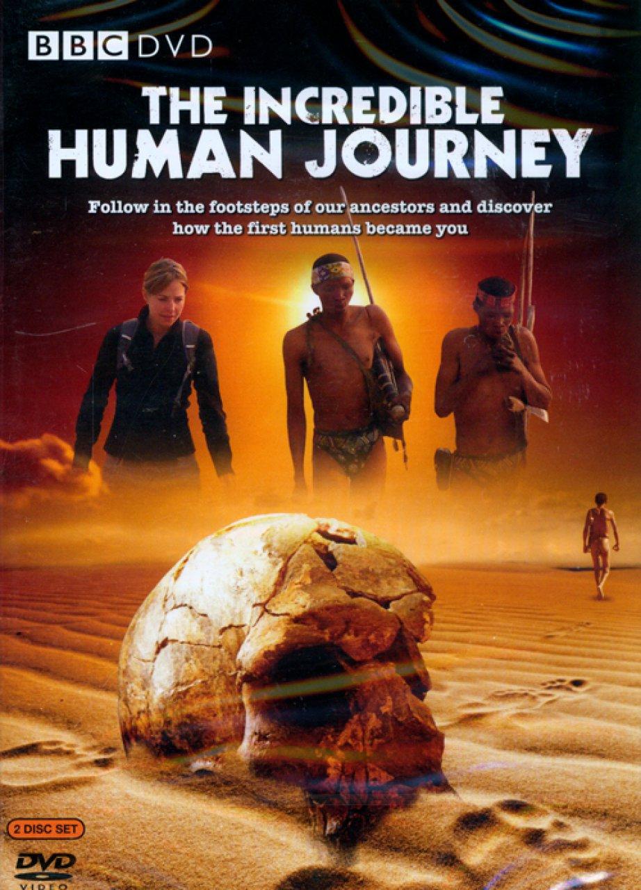 Niezwykła Podróż Człowieka / The Incredible Human Journey