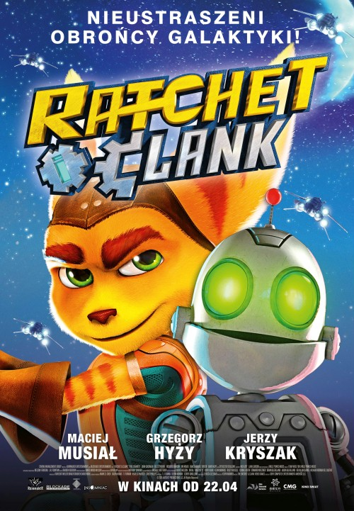 Ratchet i Clank / Ratchet and Clank
