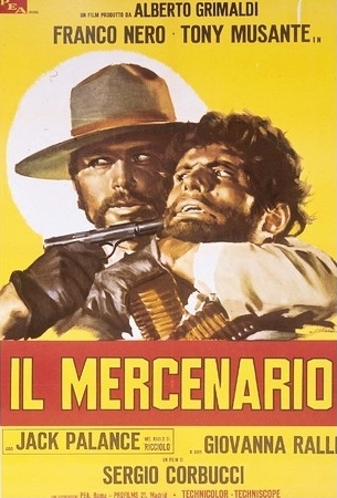 Zawodowiec / Il Mercenario