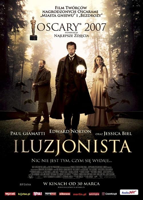Iluzjonista / The Illusionist