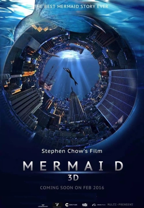 The Mermaid / Mei ren yu