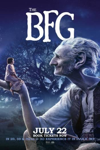 BFG: Bardzo Fajny Gigant / The BFG