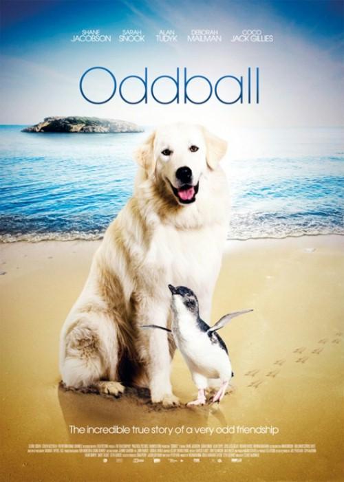 Cudak i Pingwiny / Oddball And The Penguins / Oddball