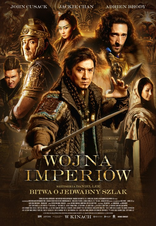 Wojna Imperiów / Tian Jiang Xiong Shi / Dragon Blade