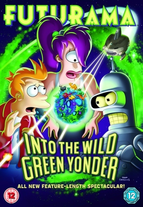 Futurama: W Zielonej Dzikiej Dali / Futurama: Into the Wild Green Yonder