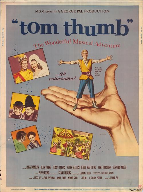 Tomcio Paluch / Tom Thumb