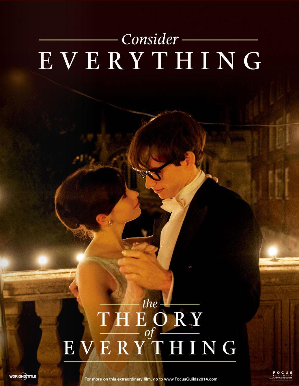 Teoria wszystkiego / The Theory of Everything
