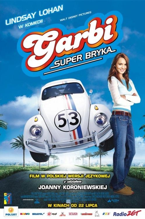 Garbi Super bryka / Herbie: Fully Loaded