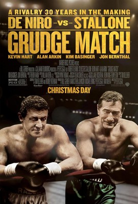 Legendy ringu / Grudge Match