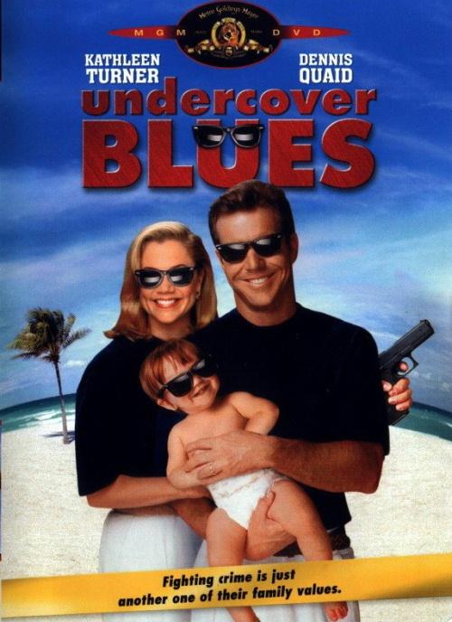 Blues tajniaków / Undercover Blues