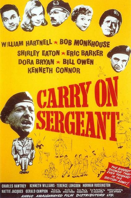 Cała Naprzód: Szeregowcu do Dzieła / Carry On Sergeant