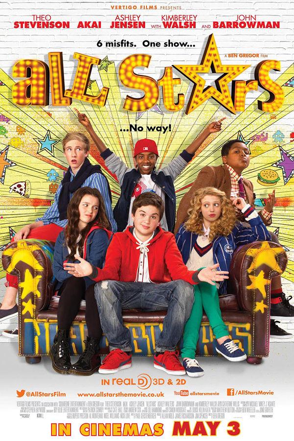 StreetDance: Załoga gwiazd / All Stars