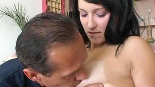 GrandpaLove - Little.Teen.Tries.Something.New.In.Her.Sex.Life