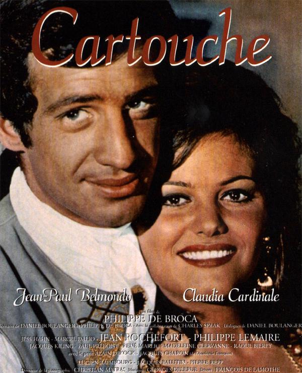 Cartouche-zbójca / Cartouche