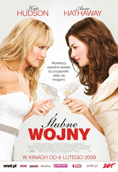 Ślubne Wojny / Bride Wars