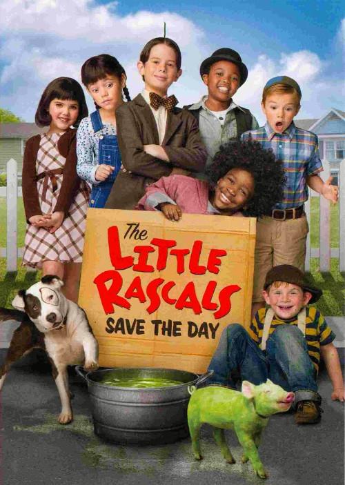 Klan urwisów powraca / The Little Rascals Save the Day