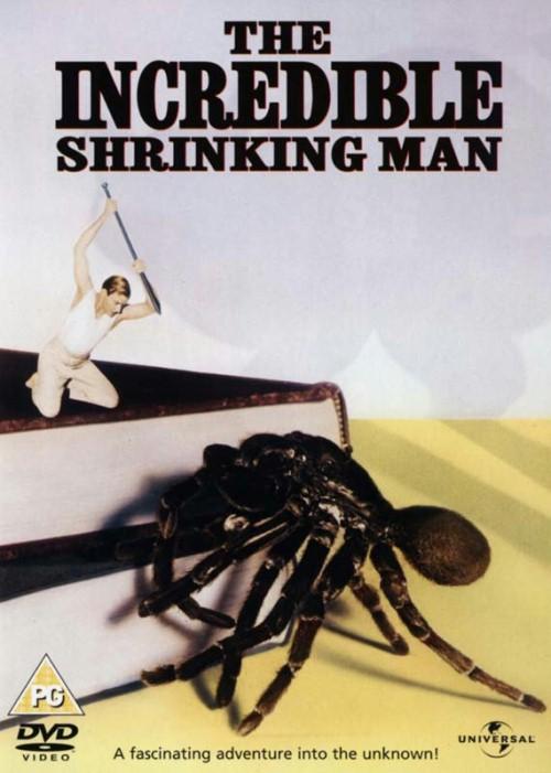 Człowiek który się nieprawdopodobnie zmniejsza / The Incredible Shrinking Man