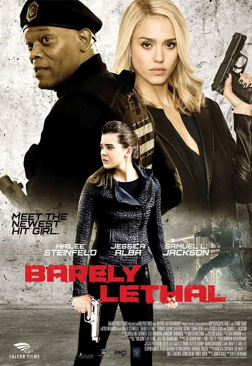 Zabójcza / Barely Lethal