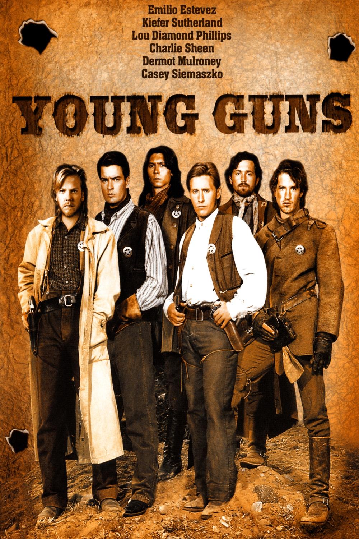 Młode Strzelby / Young Guns