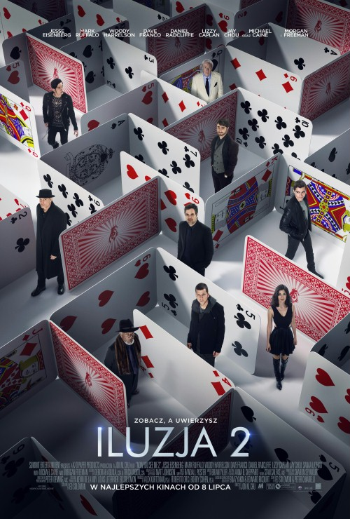 Iluzja 2 / Now You See Me 2